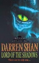 Darren Shan Lord of the Shadows