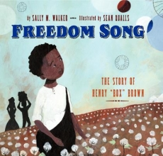 Walker, Sally M. Freedom Song