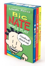 Peirce, Lincoln Big Nate Triple Play Box Set