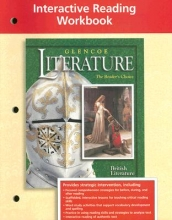 McGraw-Hill Education Glencoe Literature Interactive Reading Workbook