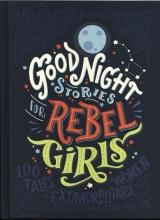 Elena Favilli, Good Night Stories for Rebel Girls