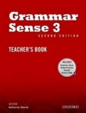 Kesner, Susan Grammar Sense 3. Teacher`s Book with Online Practice Access Code Card