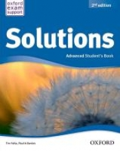 Solutions: Advanced. Student`s Book