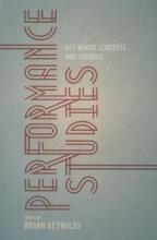Reynolds, Bryan Performance Studies
