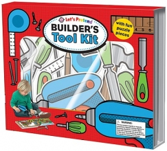 Priddy, Roger Let`s Pretend Builders Tool Kit