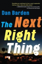 Barden, Dan The Next Right Thing