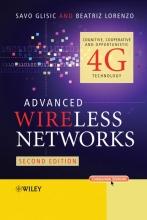 Glisic, Savo Advanced Wireless Networks