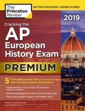 The Princeton Review Cracking the AP European History Exam 2019