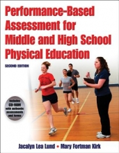 Jacalyn Lund,   Mary Fortman Kirk Performance Based Assessment for Middle and High School Physical Education