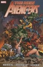 Bendis, Brian Michael New Avengers by Brian Michael Bendis 3