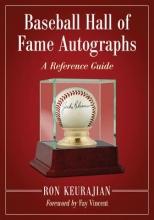 Keurajian, Ron Baseball Hall of Fame Autographs
