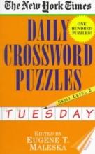 Maleska New York Times Daily Crossword Puzzles (Tuesday), V