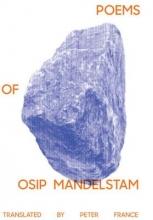 Osip Mandelstam Poems of Osip Mandelstam