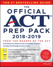 The Official Act Prep Pack