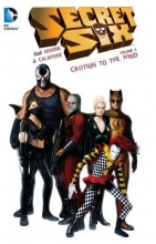 Simone, Gail,   Cornell, Paul,   Giffen, Keith Secret Six 4