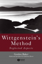 Baker, Gordon P. Wittgenstein`s Method