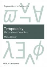 Maria Bittner Temporality