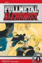 Arakawa, Hiromu Fullmetal Alchemist 9