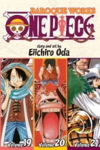 Oda, Eiichiro One Piece