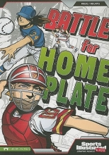Kreie, Chris Battle for Home Plate