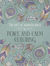 Peace and Calm Adult Coloring Book