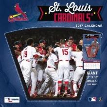 St. Louis Cardinals 2017 Calendar