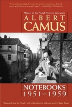 Camus, Albert Notebooks