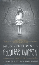 Ransom,Riggs Miss Peregrine`s Peculiar Children Boxed Set
