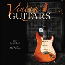 Browntrout Publishers, Inc Vintage Guitars