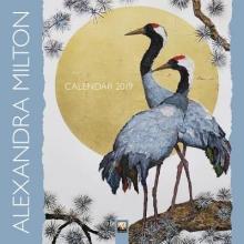 Alexandra Milton Wall Calendar 2019 (Art Calendar)