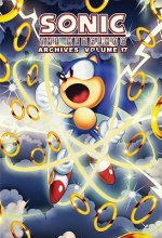 Flynn, Ian Sonic the Hedgehog Archives, Volume 17