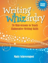 Schrecengost, Maity Writing Whizardry