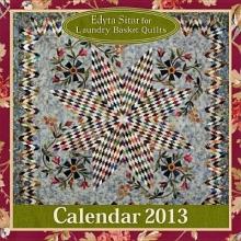 Sitar, Edyta Edyta Sitar for Laundry Basket Quilts Calendar