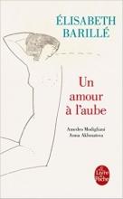Elisabeth  Barille Un Amour a l`Aube