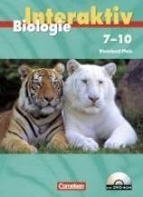Biologie interaktiv 7.-10. Schuljahr Rheinland-Pfalz. Schülerbuch