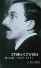 Zweig, Stefan Briefe 3. 1920-1931