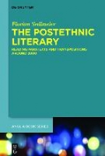 Sedlmeier, Florian The Postethnic Literary