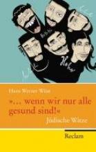 Wüst, Hans Werner ... wenn wir nur alle gesund sind!