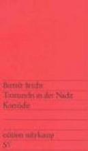 Brecht, Bertolt Trommeln in der Nacht