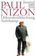 Nizon, Paul Urkundenflschung