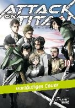 Isayama, Hajime Attack on Titan 10