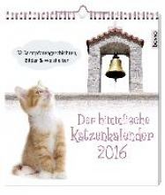 Wendler, Heike Der himmlische Katzenkalender 2016