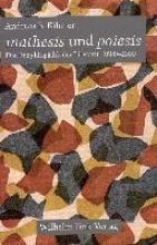 Kilcher, Andreas B. mathesis und poiesis