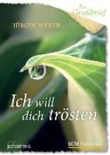 Werth, Jürgen Ein Grubrief - Ich will dich trsten - 5 Stck