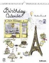 Birthday Calendar Martine Rupert
