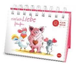 Heine, Helme Helme Heine Einfach Liebe Mini-Geschenkbuch