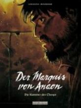 Vehlmann, Fabien Der Marquis von Anaon 05: Die Kammer des Cheops