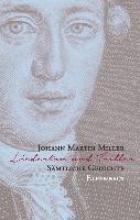 Miller, Johann Martin Liederton und Triller