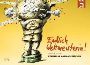Stuttmann, Klaus Endlich Weltmeisterin