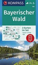 , Bayerischer Wald 1:50 000